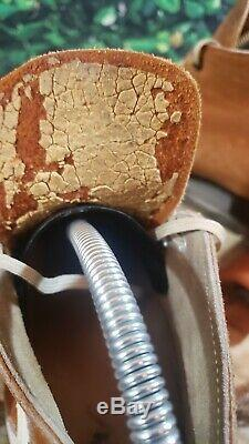VTG Riedell 65S vintage roller skates/ Size 7.5/ Woman