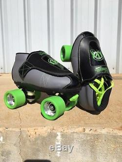 Vanilla Jam/Speed Skates Riedell