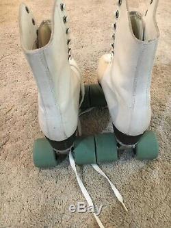 Vintage Antique Women Skates Size 9 1/2