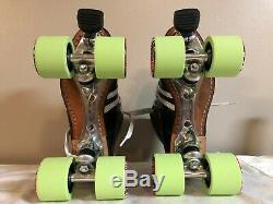 Vintage Mens Riedell 265 Speed Skates Men's Size 8