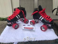 Vintage Mens Riedell 265 Speed Skates Size 7