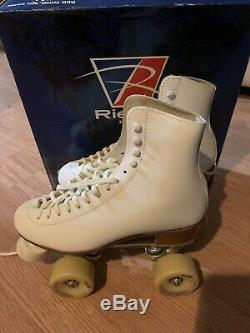Vintage Mint RIEDELL Roller Skates SUREGRIP Womens 6