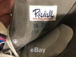 Vintage Pair Of Riedell Roller Skates Size 8 1/2-Douglas-Snyder Custom Built