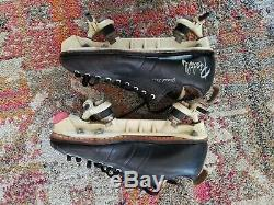 Vintage Riedell 195 Speed / Jam / Roller Derby Skates Size 7