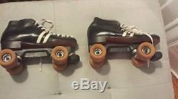 Vintage Riedell 265 Speed Skates (2) pair