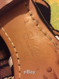 Vintage Riedell 265 roller skate boot