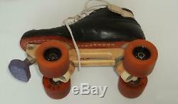 Vintage Riedell 595 roller derby skates Men's Size 5.5
