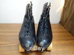 Vintage Riedell Douglass Snyder Custom Built Men's Size 11 Roller Skates Douglas