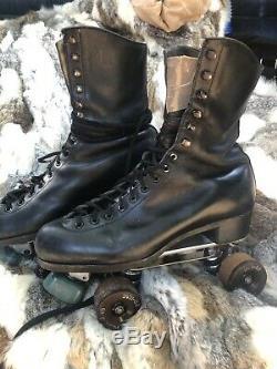 Vintage Riedell OG roller skates men's size 9