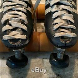 Vintage Riedell Roller skates sure grip Cyclone Men's size 7