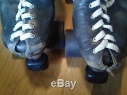 Vintage Riedell roller skate mens size 11