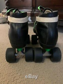 Vintage Riedell roller skates Mens Size 10. A-MA-ZING