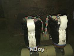 Women's Riedell Blue Streak Roller Skates Size 7