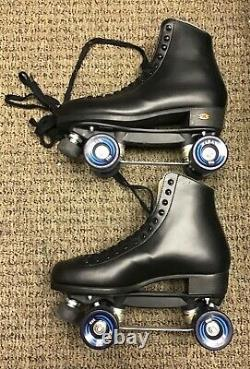 Women's Vintage Riedell Roller Skates Sz 11 PRE OWNED