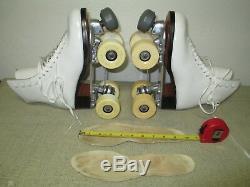 WomenRiedell Royal Roller SkatesSnyder PlatesHyper Tracer WheelsSize-6-1/2