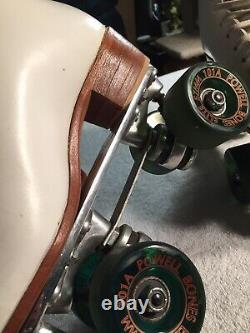 Womens riedell 220 Suregrip Classic roller skates Sz5